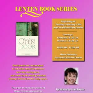 Lenten Book Series