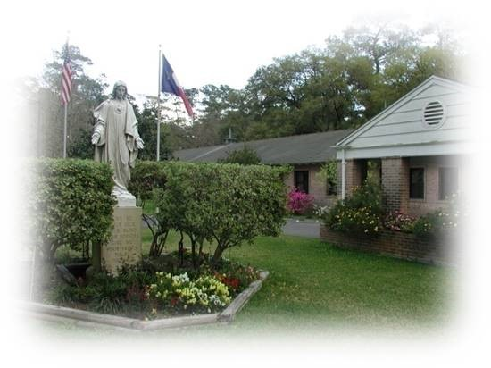 Holy Name Passionist Retreat Center<br> Houston, TX