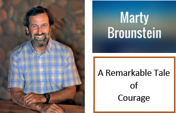 An Evening with Marty Brounstein<br>Thursday, August 15, 2019