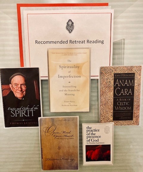 Recommended Retreat Reading (2)