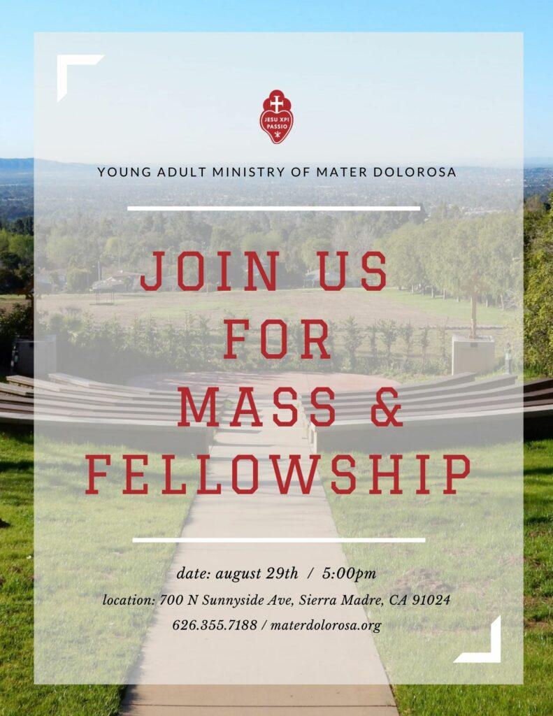 MDYAM Mass Flyer-August 2021